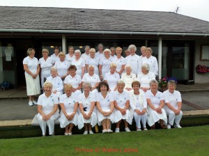 LADIES SQUAD 2011